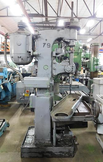"""Used Chase 22"""" G Allen Single Spindle Drill"""