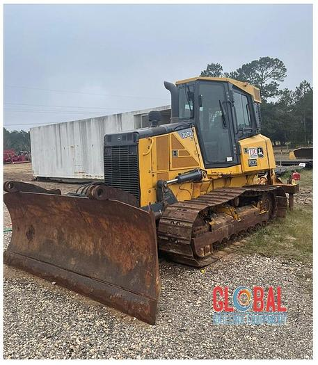 Used Item 0949 - 2012 John Deere 700K XLT Crawler Tractor