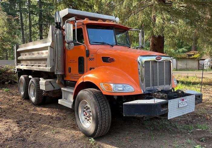 Used 2008 PETERBILT 340