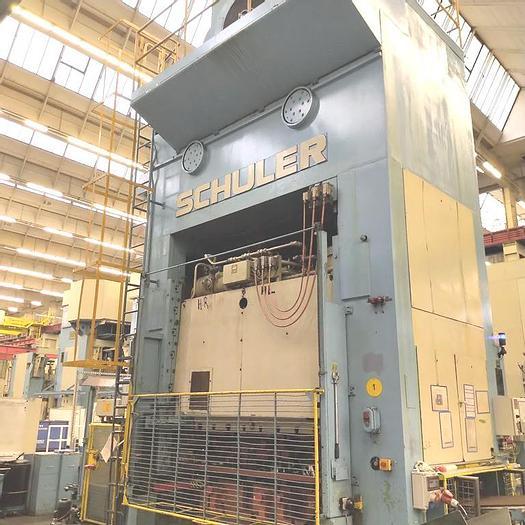 Used Press Transfer Mechanical