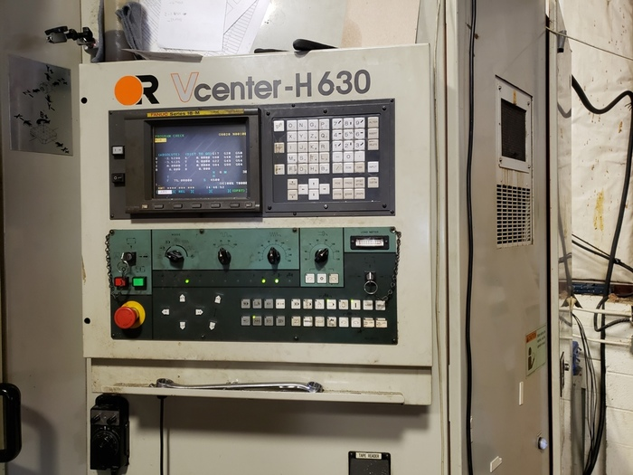 2001 Fortune  V Center – H630
