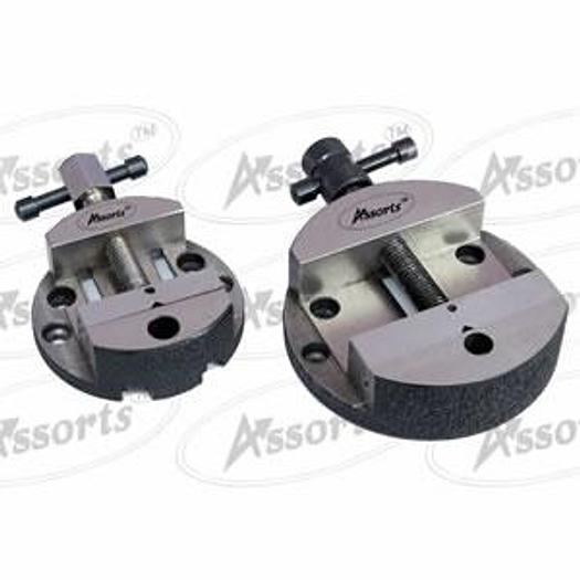 Assorts - Round Vices for Rotary Tables