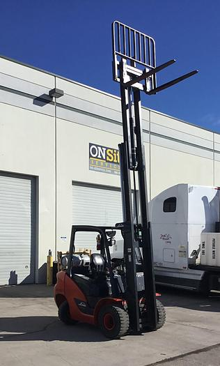 Used 2018 LINDE HT25T