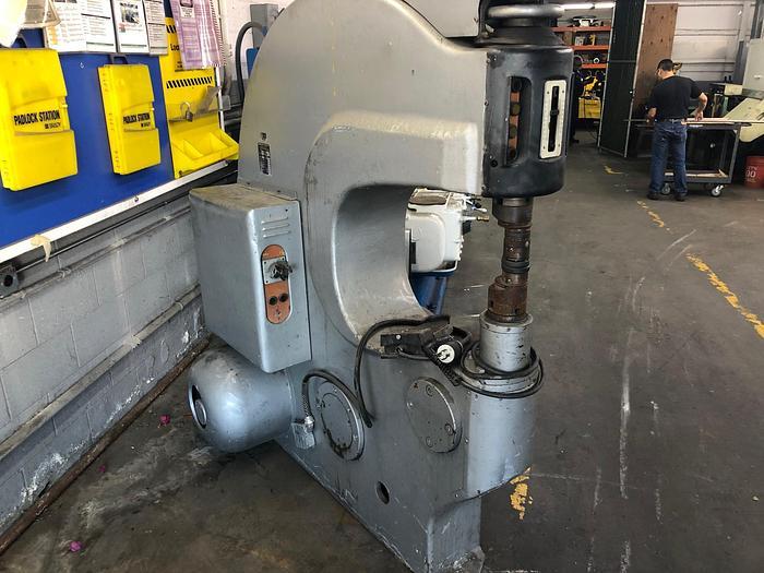 Used Eckold  653C Kraftformer