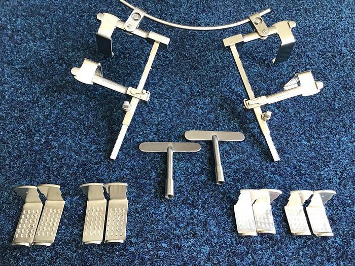 Spreader Rib Tudor Edwards Double  3 sets of 4 blades