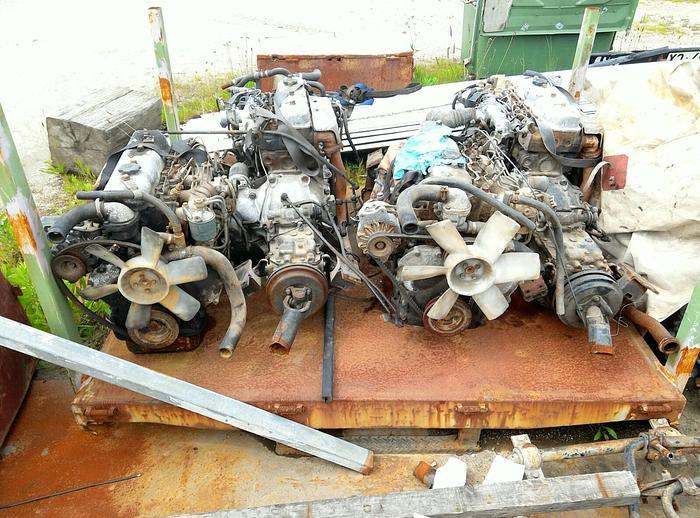 1984 TOYOTA B  2977cc diesel engine