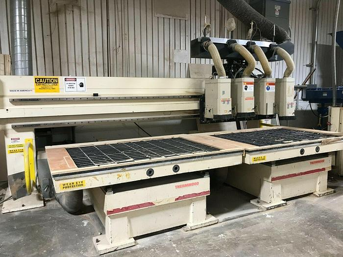 Used Thermwood 82ES CNC Router