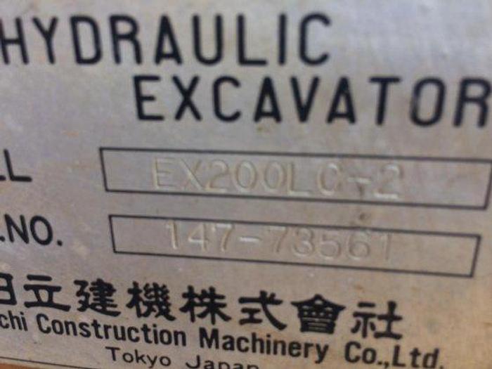 1994 HITACHI EX200 LC-2
