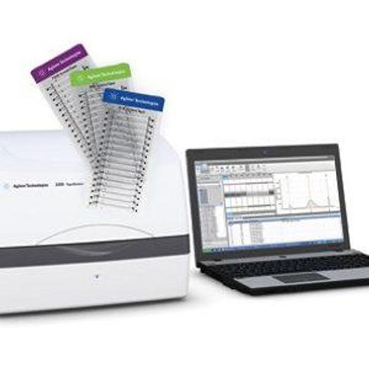 Used Agilent 2200 TapeStation