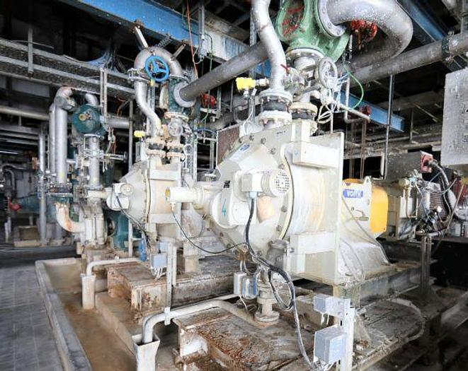 Gebraucht (SPA-393) - Double disc Refiner - Voith Twin-Flo 1E - 4pc available