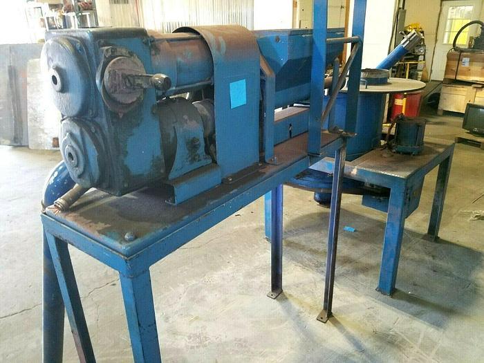 Used Vibra Screw Grinder Pulverizer Milling Fine Powder Grind Mill