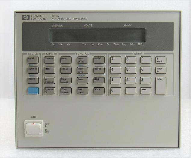 Used Agilent Technologies (HP) 6051A