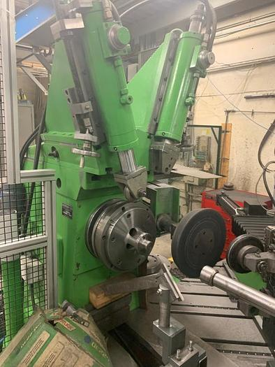 2006 LEIFELD APED 350S, REMANUFACTURED CNC SPINNING LATHE