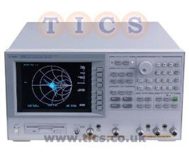 Used Agilent Technologies (HP) HP 4396B / 010