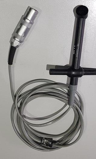 Gebraucht GE TE 100024 Stiftsonde CW Sonde 2 MHz