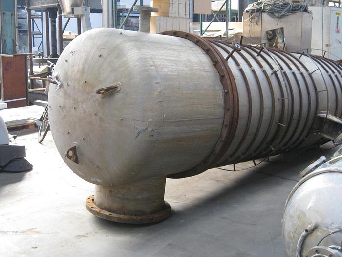 Colonna con riempimento tipo sulzer 4,9m2