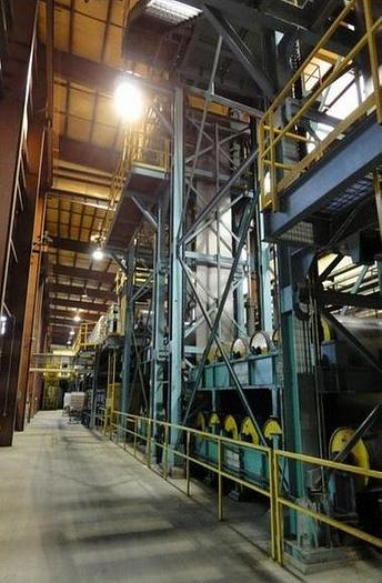 "51"" Hunter Coil Coating Line: CC-153"