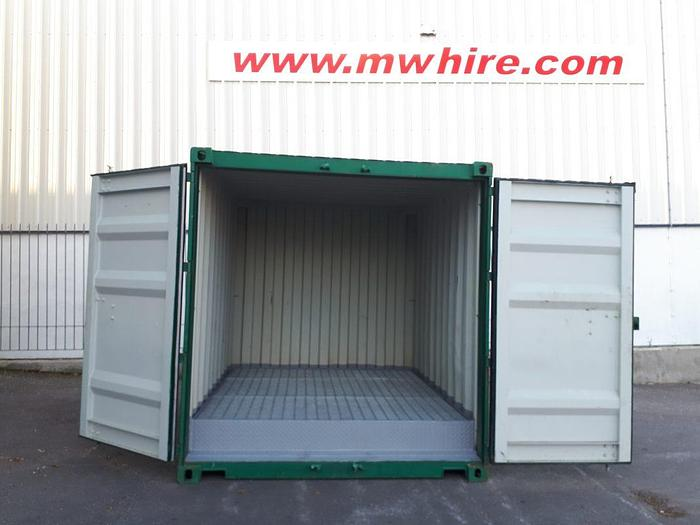 COSHH Store – 10ft