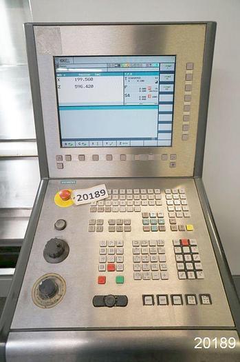 #20189 - GILDEMEISTER CTX 420 linear / Sinumerik 840, Baujahr 2006