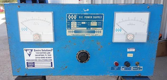 Used RE-07: Used 10 amp Rectifier