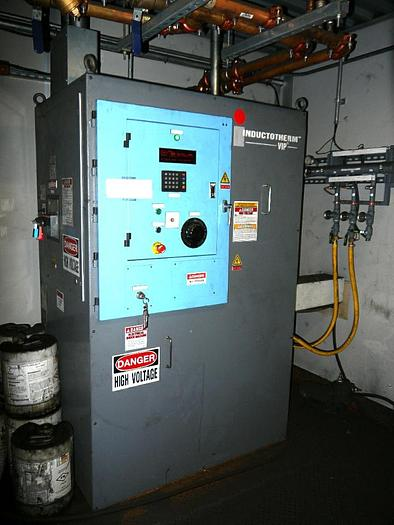 2012 INDUCTOTHERM PRESSURE POUR FURNACE