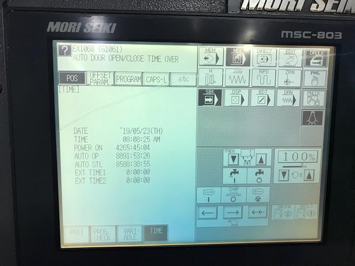 1999 MORI SEIKI CL-200B