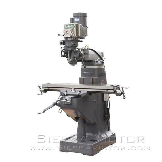 MANFORD Precision High Quality 2VS Vertical Turret Milling Machine