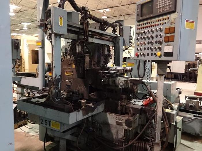 Used MICRON MODEL MD-450-RD CNC CENTERLESS GRINDER