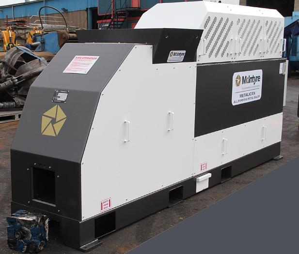 New Aluminum Baler: MC-436