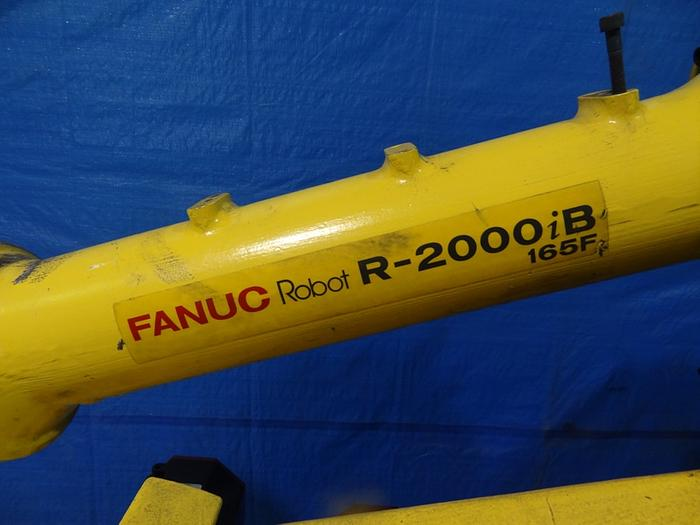 FANUC R2000iB/165F 6 AXIS CNC W/ R-30iA CONTROL