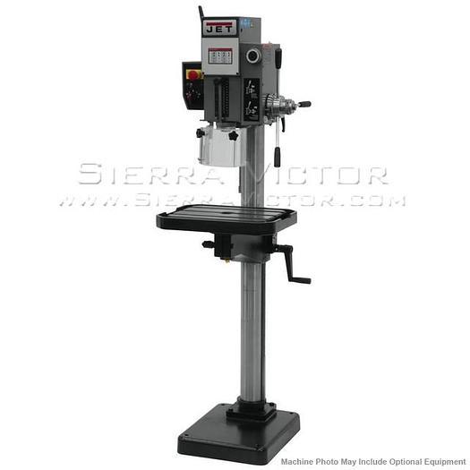 JET J-A2608M-PF2 Arboga Gear Head Drill Press With Power Down feed 220V, 3Ph 354030