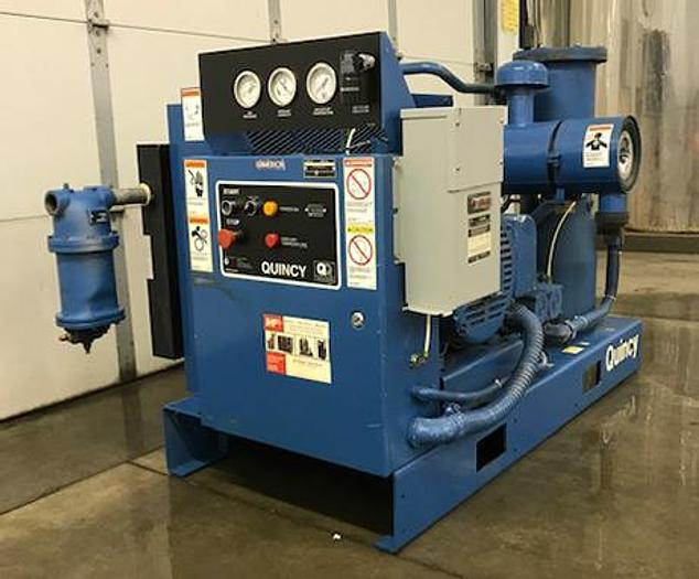 Quincy QSB 30 Rotary Screw Air Compressor