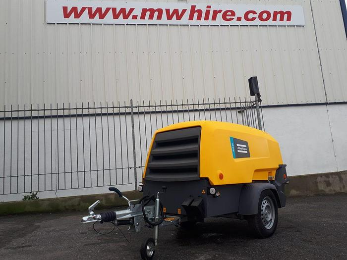 Used Atlas Copco XAS 68