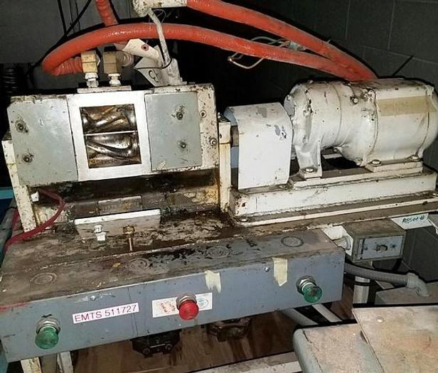 Used LAB BAKER PERKINS DOUBLE ARM MIXER – S/S – VACUUM – JACKETED (#9225)