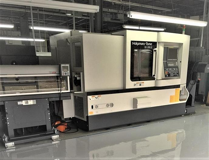 Used 2018 Nakamura Tome SC-300Y-II