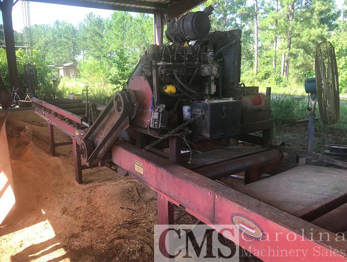 Select 4221 Double Cut Sawmill