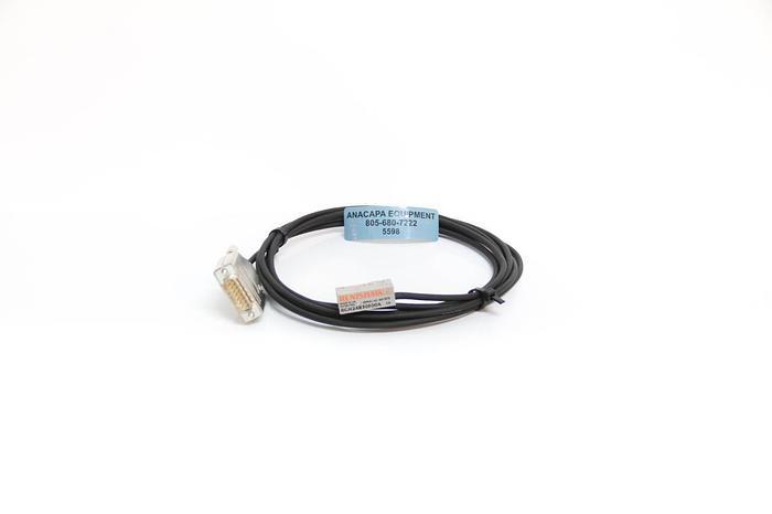 Used Renishaw RGH24B30F00A Incremental Encoder Readhead w/ 15 Pin 10' Cable (5598)