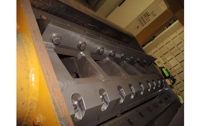 "USED GRANULATOR, 75 H.P., 18"" X 40"", HOSOKAWA ALPINE MILL"