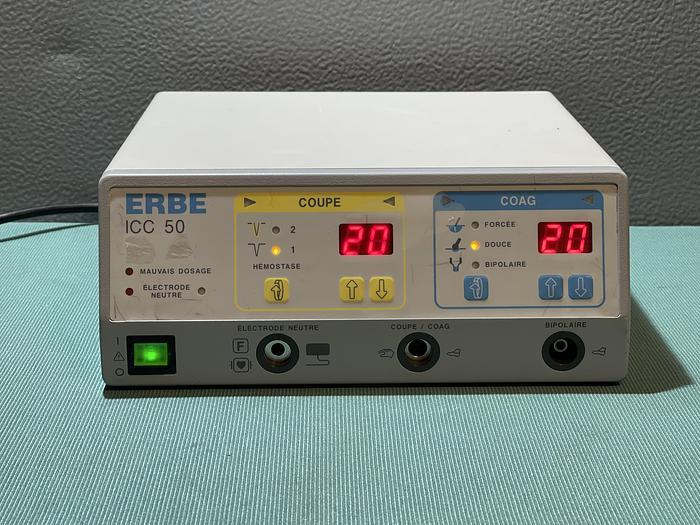 Used ERBE ICC50
