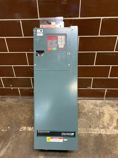 Used Reliance Electric GV3000/SE 125HP Motor Drive M/N 125V4060 380/460V *Warranty*