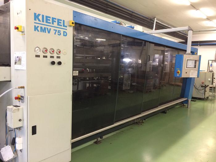2003 Kiefel KMV 75D