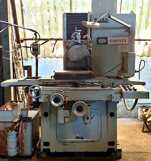 Blohm Simplex Surface Grinding Machine