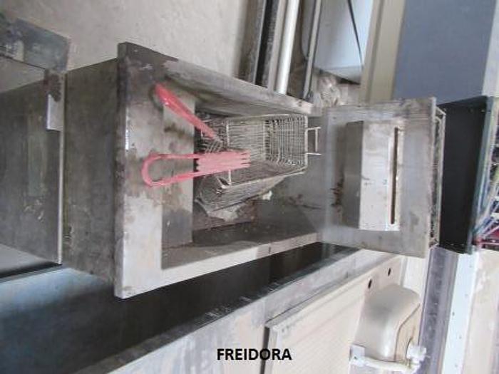 Usado CONJUNTO GASTRONOMICO 2 CALVAC