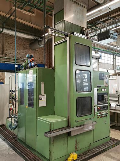 Gebraucht Induktiv Härtemaschine EMA H1279-00-02