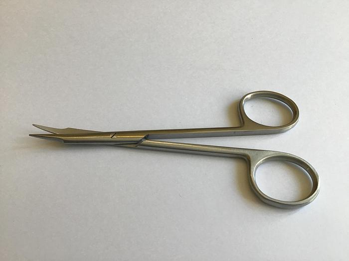 Ophthalmic Scissor Tenotomy Stevens Curved 115mm (4-1/2in)