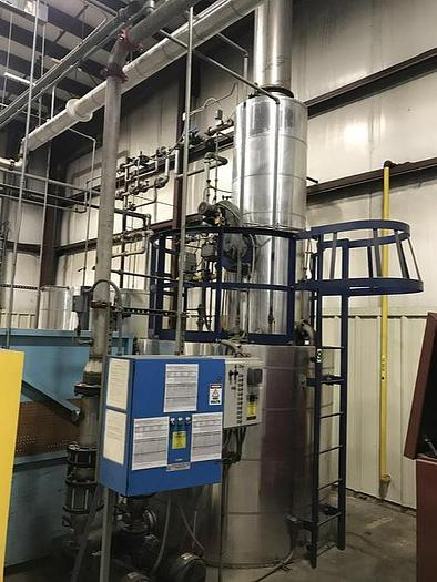 Used 2003 KEMCO DIRECT CONTACT WATER HEATER, 2MMBTU