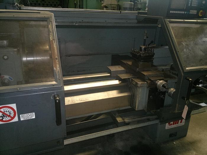 TORNIO PARALLELO CMT URSUS PLUS 250 CNC