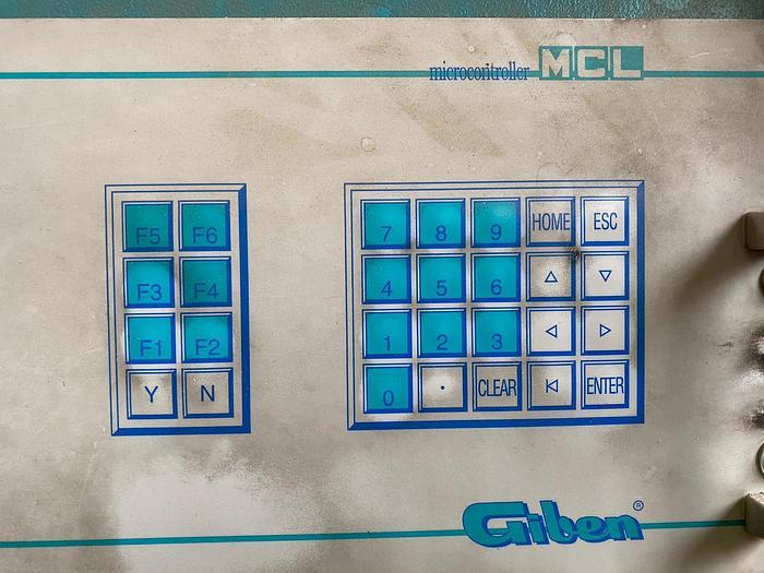 Giben Sigmatic 201 - MCL