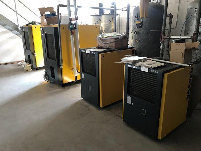 Gebraucht Kaeser Kompressoranlage