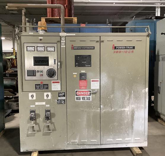 2002 INDUCTOTHERM  POWER TRAK 300-10CR